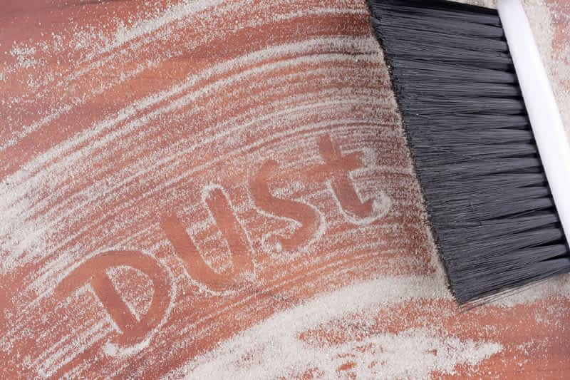 Reduce Dust In Your Home With These 5 Tricks!