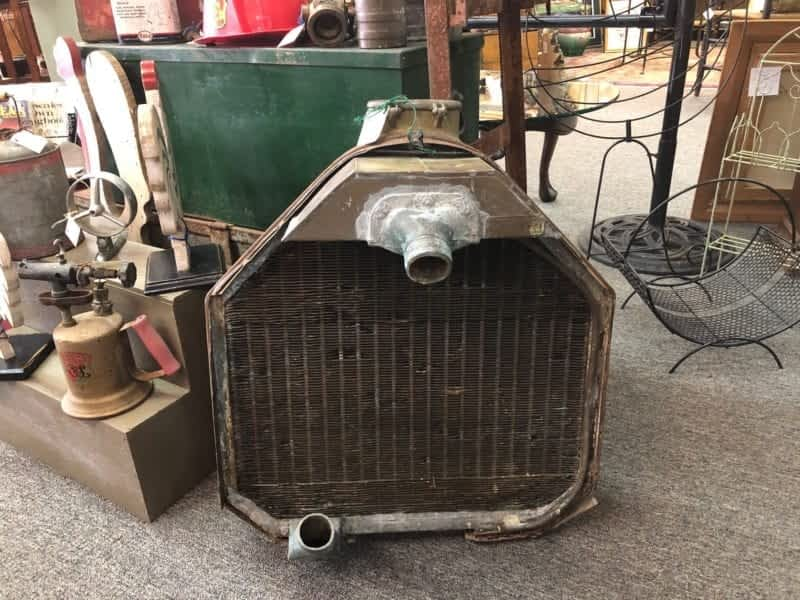 antique Industrial collectibles