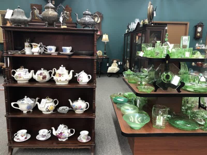 AE Teapots