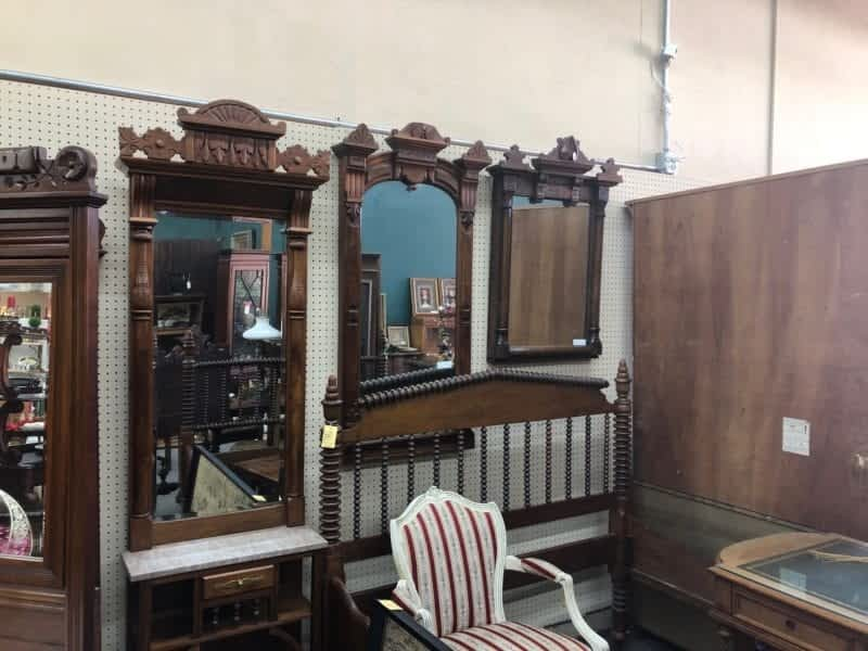 Fine Antique Wall Mirrors