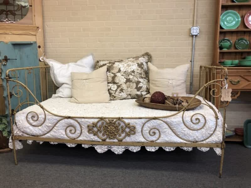 AE French Antique Daybed