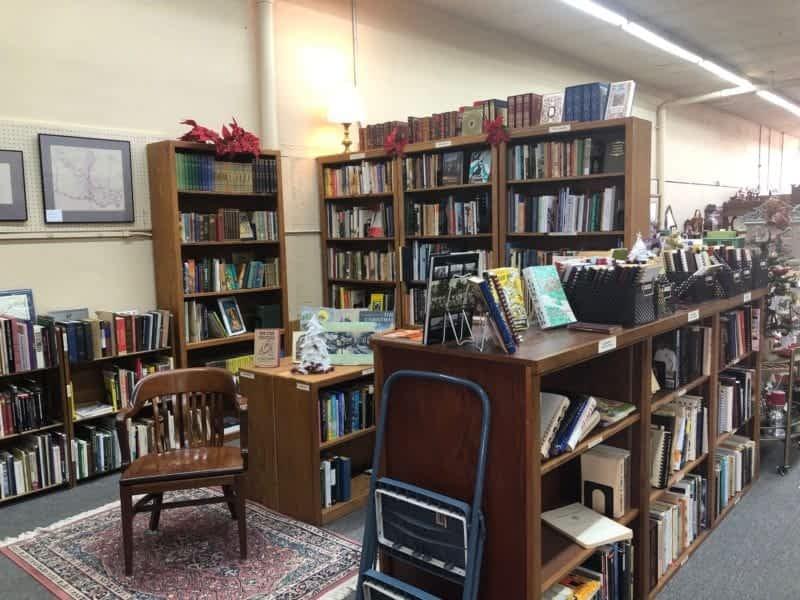 Antique Books, Louisiana Books and Vintage Cookbooks